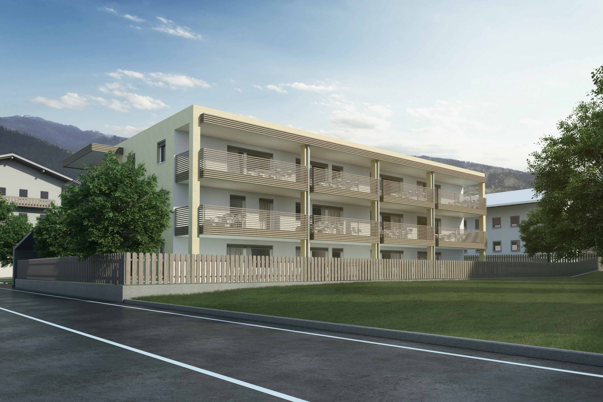 Residence st salvator mader immobilien for Planimetrie personalizzate