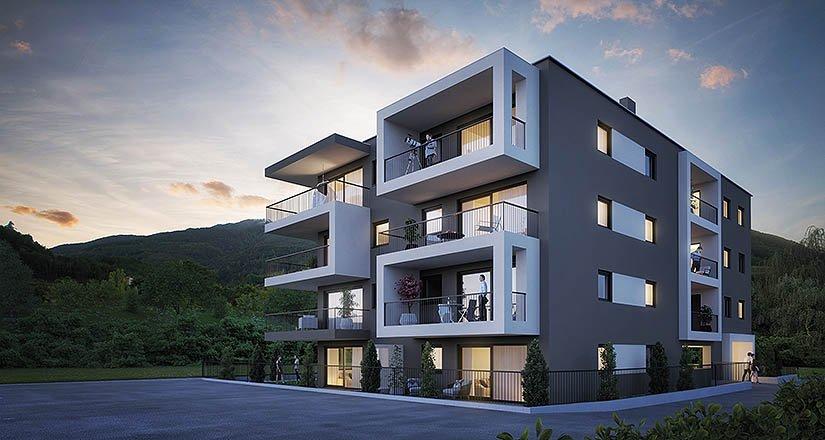 Residence erna w5 mader immobilien for Residence bressanone centro