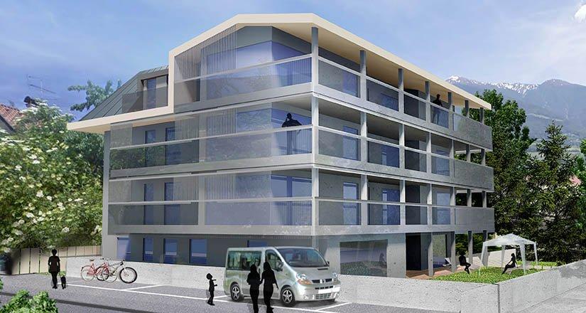 Residence valentina mader immobilien for Residence bressanone centro